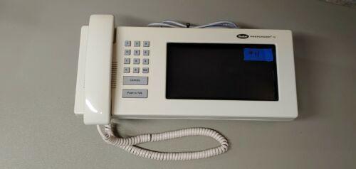 Rauland Responder IV NCTSM Touchscreen Nurse Station Console w/ hand set Lot #11