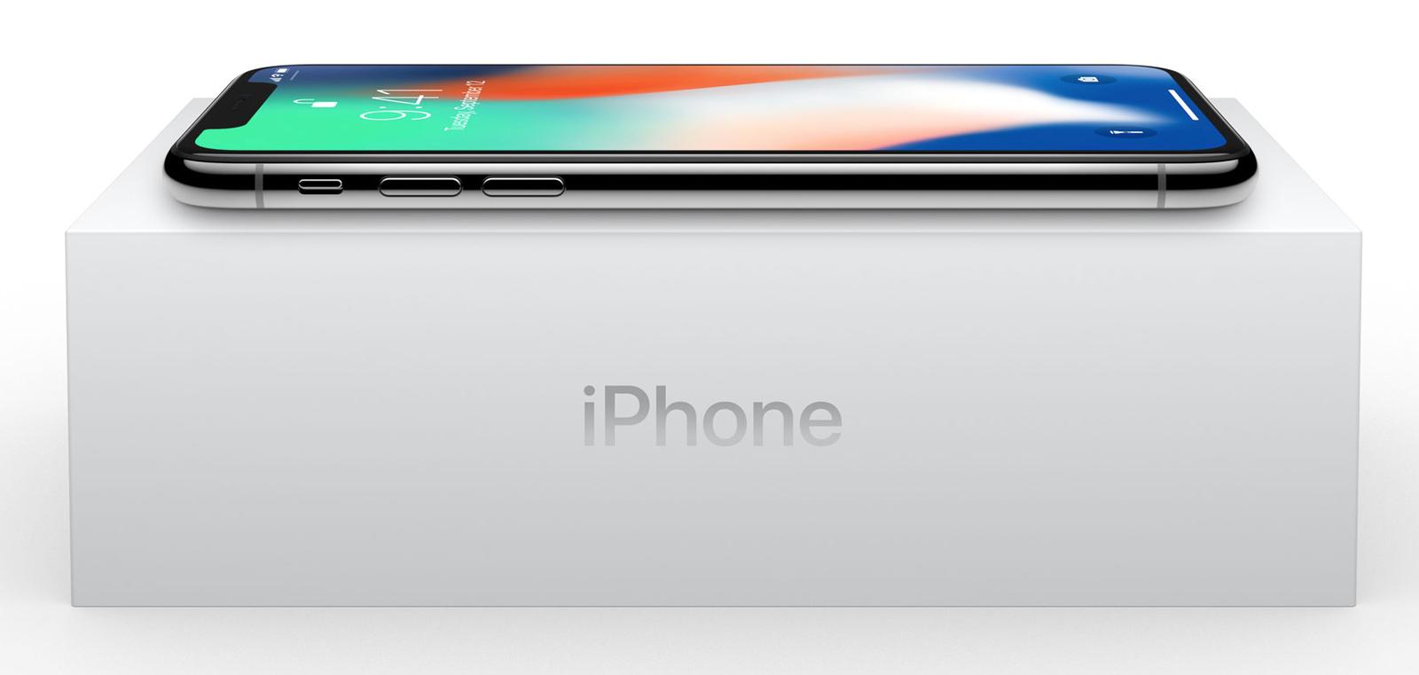 Fully Unlocked Apple iPhone X  A1865