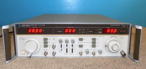HP Hewlett Packard 8684B Opt 003 Signal Generator 5.4-12.5GHz Free Shipping