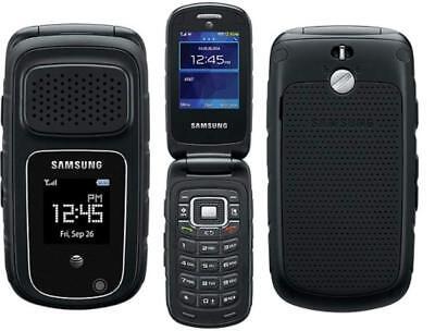 UNLOCKED  Samsung Rugby 4 SM- B780 B780A - Black (AT&T) Cellular Phone