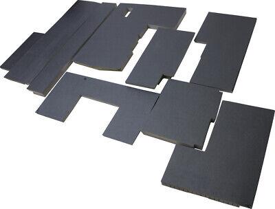 Amjd8640uk4 Upholstery Kit Black For John Deere 8440 8640 Tractors