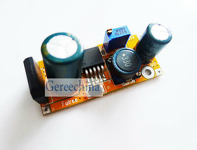 Acdc To Dc Buck Converter Step Down Module Lm2596 Power Supply Output Dc1.5-27v