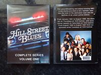 Hill Street Blues complete all series all episodes on 13 DVDs - region free