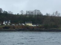 House to long let - 3 beds - Near Oban, Argyll, Scotland