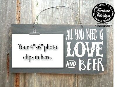 beer sign, beer decor, beer gift, beer theme, beer drinker, gift for friend](Beer Themed Decorations)