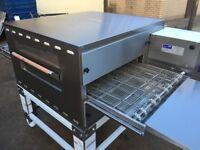 22 Inc Pizza King Conveyor Oven