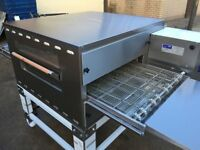 "PIZZA OVEN 22"" GAS , NEW"