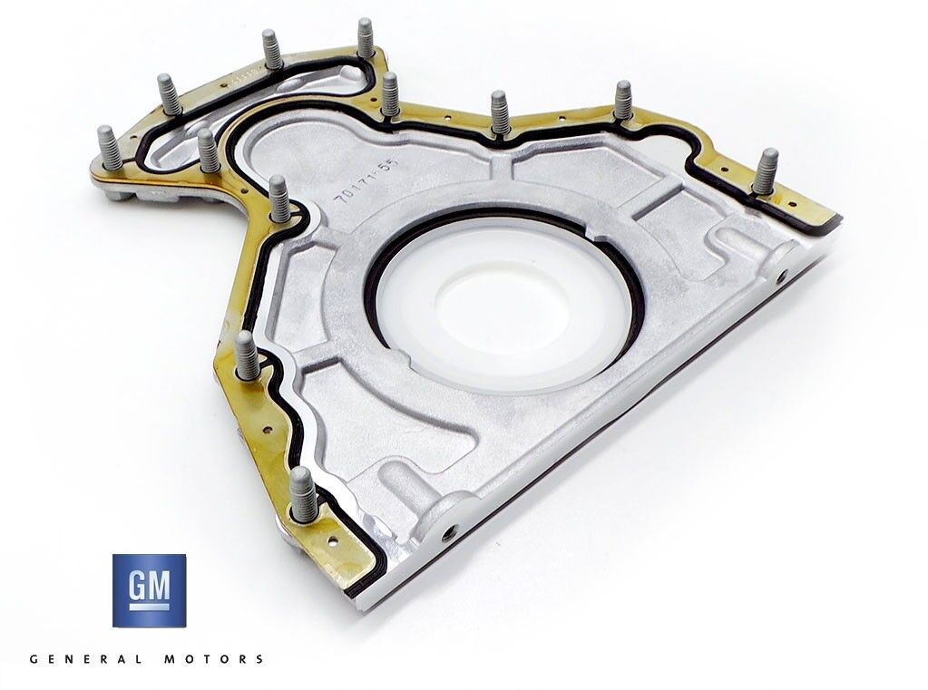 Genuine Gm Rear Main Oil Seal Plate Kit For Holden Calais