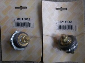 2 - TAYLOR THRU FIRE WALL BATTERY CABLE CONNECTORS #21502 $20.00 Belleville Belleville Area image 1
