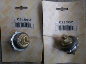 2 - TAYLOR THRU FIRE WALL BATTERY CABLE CONNECTORS #21502 $20.00