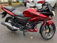 Honda, CBF, 2014, 125 (cc)