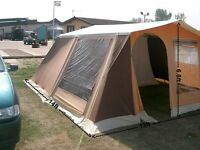 Fully Equipped Camping Trailer £500