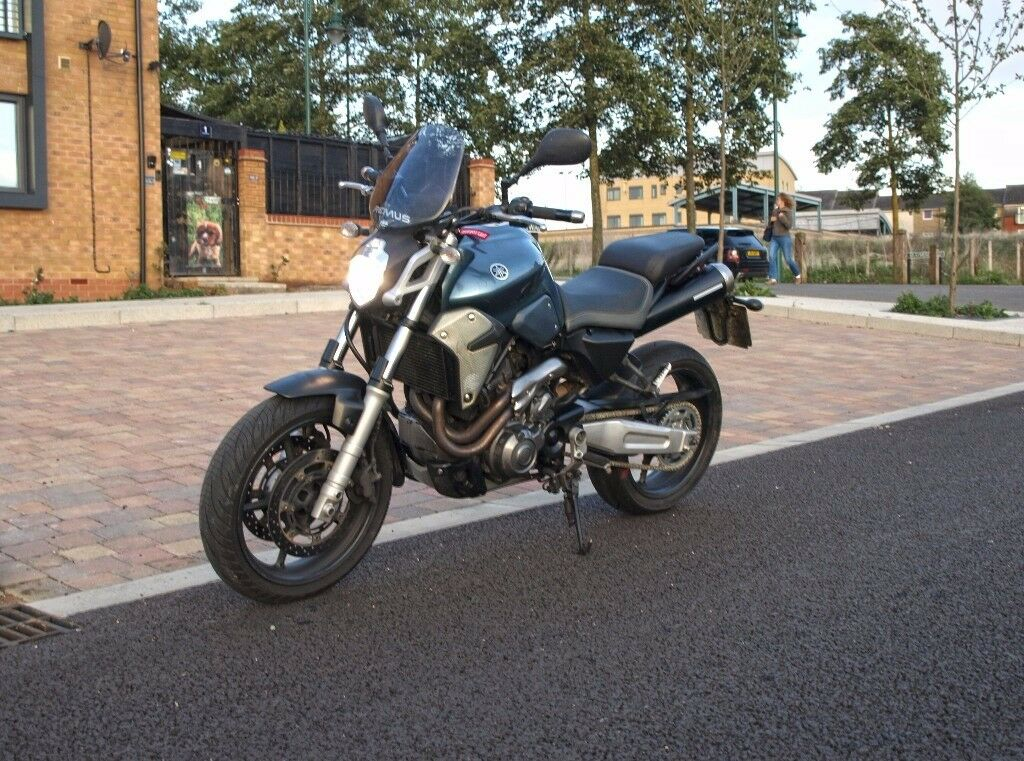 Yamaha MT-03 660cc A2 legal motorbike