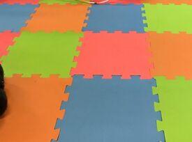 16 Soft play mats