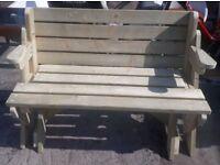 Convertible Garden Bench