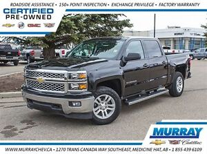 2014 Chevrolet Silverado 1500 LT *4WD *Backup Cam *Bluetooth