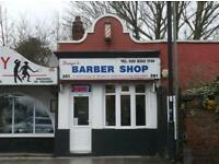 Barber Wanted!!!