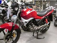 KYMCO PULSAR 125, WE BUY BIKES FOR CASH UPTO 10 YEARS OLD, 150 bikes instock!