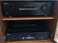 Complete Sony sound system