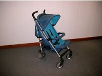 pram with rain cover **FREE BABY ROCKING CHAIR INCLUDED**