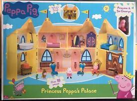 Peppa pig princess palace