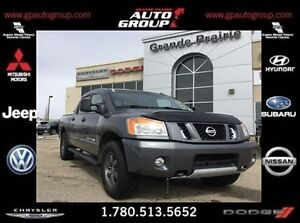 2014 Nissan Titan Impressive | 9500 lbs Towing Capability