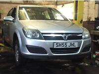 2006 Astra 1.6 twin port