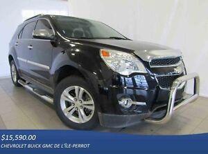 2011 Chevrolet Equinox FWD LT, BAS KILO!!!, DEMARREUR, MARCHE-PI