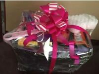Women's Spa Hamper Bath & Body Gift Set