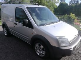 2006 Ford Transit Connect, 1753cc Diesel, Low mileage, Good clean vehicle