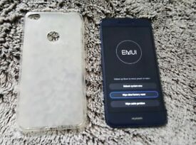 Huawei p8 lite 2017 1month old still has full 2yr warranty mint condition