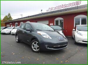 2013 Nissan Leaf SV Québecoise 6.6 kw Recharge 110v/220v et chad