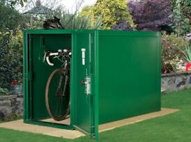 Asgard 2 Bike Shed