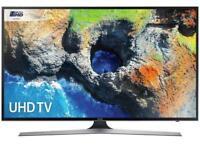 """55"""" Samsung Smart 4K Ultra HD HDR LED TV UE55MU6100 delivered"""