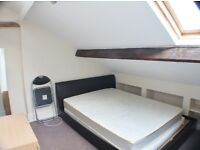 Double room available, only £60 per week.