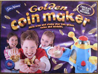 Golden Coin Maker, boxed.