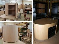 Cabinet maker, bespoke furniture, carpenter, kitchen, wardrobe, study, alcoves... Competitive price