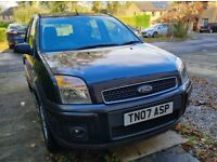 Ford, FUSION, Hatchback, 2007, Manual, 1399 (cc), Diesel 5 doors