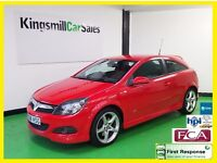 08 VAUXHALL ASTRA SRi * 1.9 CDTi 150 DIESEL * MILEAGE 97K * LADY OWNED FROM NEW *