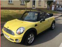 Cherished Mini Convertible