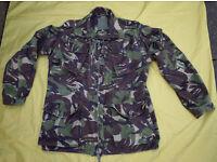 Genuine British Army Issue '90/94 Pattern DPM Field Jacket (180/104)