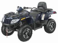 2015 Arctic Cat TRV 1000 XT EPS