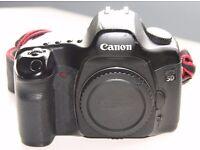 Canon 5D 12.8MP Full Frame Camera