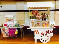 Candy Cart hire for all occassions