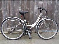 "Apollo Ladies hybrid lightweight bike 16"""