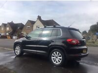 Volkswagen TIGUAN 2L Low Milage (52k) V Good Condition Well looked After! 4x4 Pano roof