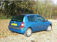 Renault Clio 1.2 BARGAIN!!