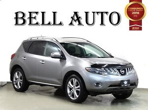 2009 Nissan Murano LE -DVD- BACK UP CAMERA - LEATHER INTERIOR -