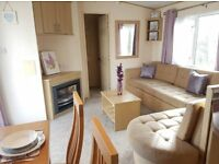 Sited centre lounge caravan for sale, Shanklin, Isle of Wight. 4 swimming pools!