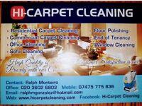 Hi carpet cleaning/End of tenancy